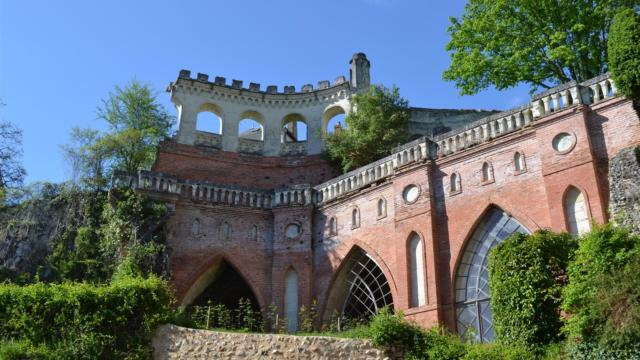 Chateau De Poncé Sur Le Loir (2)