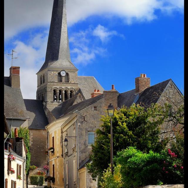 Clochers tors Vallée du Loir