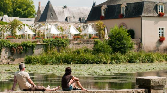 La Flèche - Le Loir