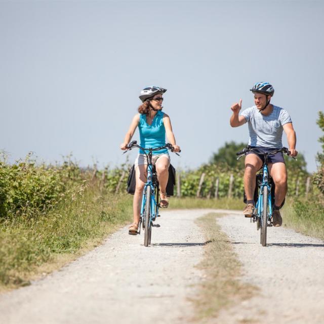 Boucles Vélo Vallée Du Loir